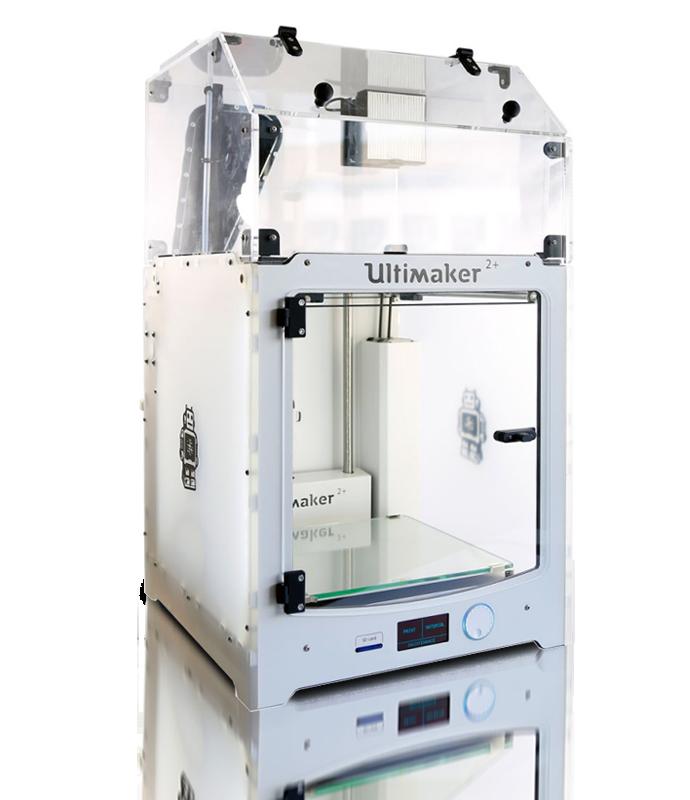 Capot de protection pour imprimante 3D ultimaker 2