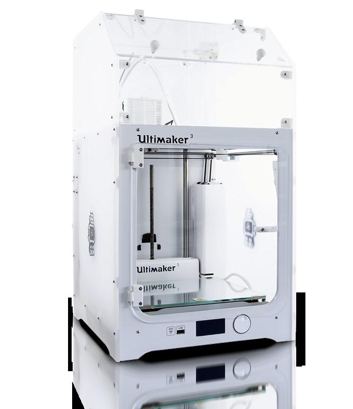 Capot de protection pour imprimante 3D ultimaker 3