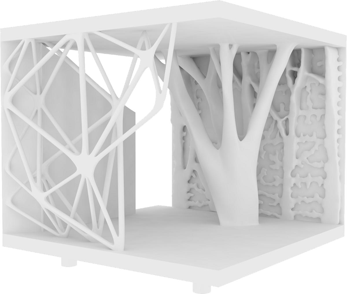 maquette 3D architecture